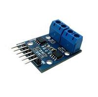 Cheap For Arduino H-bridge Stepper Motor Dual Motor Driver Controller Board HG7881 G00147 OST