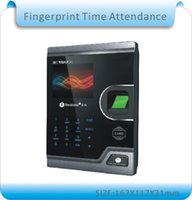Wholesale kinds language P2P cloud service quot Screen RFID Biometric Fingerprint Time Attendance USB Tcp IP