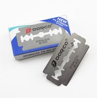 Wholesale Good Quality Per Pack Dorco Platnum ST300 Stainless Steel Double Edge Blade Safety Razor Blade