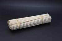 Wholesale diffuser stick Premium white Rattan Reed Fragrance Oil Diffuser Replacement Refill Sticks Reeds diffuse reflector