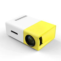 Wholesale Portable Mini HD Projector P Digital LED Cinema Home Theater HDMI TF USB CVBS LCD Projectors with Remote Control