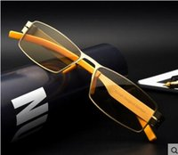 Wholesale Computer radiation protection glasses lens e sports game glasses goggles for men and women fatigue resistance against the blue light