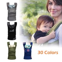 bamboo baby carriers - 2016 Organic Cotton Ergonomic Baby Carrier Adjustable Baby Sling with Activity Gear Portable Multifunctional Kid Carriage