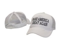 best slogans - new Great Again Slogan Hat Donald Trump Hat Republican Adjustable Mesh Cap Hot Best Sellers usa Votes supporter gift men women cap