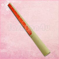 Wholesale ring finger size sizing tool stick wooden handle steel wax blades jeweler measurement tool tool EN1771