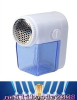 Wholesale Portable Electric Fuzz Lint Fabric Remover Sweater Clothes Shaver MYY