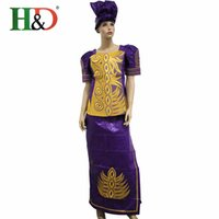 african embroidery designs - 2016 summer cotton bazin traditional African fabrics African embroidery embroidery design women dress African riche M2395