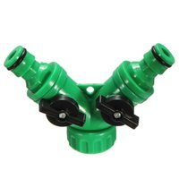 Wholesale Brand New quot Plastic Garden Washing Water Hose Pipe Connector Joiner Repair Coupler green