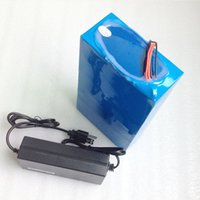 battery charger diy - Free customs taxes DIY v lithium battery electric bike battery v ah electric bike battery pack with BMS and charger
