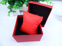 Wholesale Elegant pure color watch box fashionable box case for watch RB08