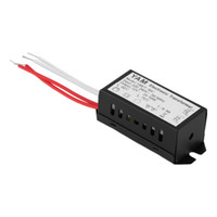 ac led circuit - 1Pcs AC V to V short circuit protection Halogen Lamp Electronic Transformer Power Supply LED Driver Newest
