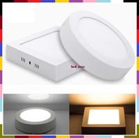 32W 12 дюймов водить света панели поверхностного монтажа, светодиодные светильники для углубленных огней кухня лампа 300 X300mm + AC 110-240V драйверы