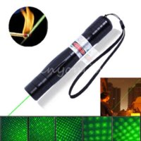 best presentation pointer - Best Price Mini M Range Green Laser Pointer Pen Adjustable Focus Star Cap nm mw Put in Pocket Presentation