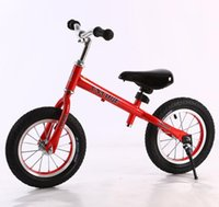 Wholesale Hot Kids No Pedal Bike slide Balance Walker inches fit for cm Girls go cart or Boys Children