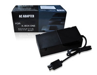 Wholesale AC Power Adaptor for XBOX ONE Slim game adapter accessory V V AC Adapter power charger DHL