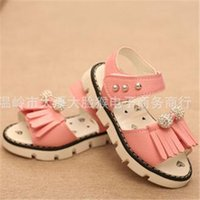 barefoot soles - New girl sandals barefoot sandals baby shoes new desiner toddler shoes rubber soles colors for choosing a44