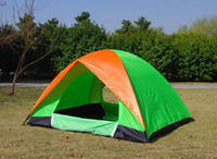 Wholesale 2016 hot selling Factory price Double Lake Camp anti rain double tent persons tents outdoor tent