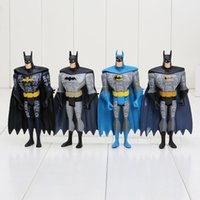 Wholesale 12 cm set Superhero DC Universe JLU Justice League Unlimited Batman kids toys