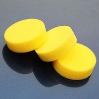 Wholesale Washing tools waxing sponge multifunctional waxing sponge car essential round million bags
