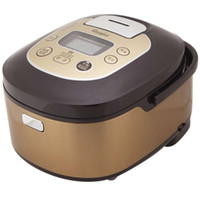automatic rice cooker - household electric cooker microcomputer square stereo heating L family expenses automatic electric rice cooker