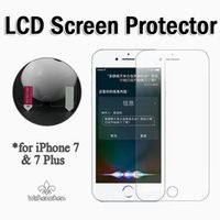 Wholesale New arrive For iPhone Plus LCD screen protector HD High clear cover your phone