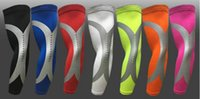 Wholesale M L XL high elastic men and women sports safety arm sleeves anti sweat adult cycling basketball arm warmers