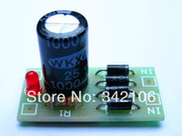 ac dc power conversion - AC to DC power conversion modules N4007 bridge rectifier filter V A AC to DC