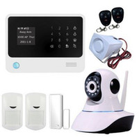 apartment alarm - Smart Wifi GSM Alarm Single Room Young People s Apartment Security System Assurance Safe Small House