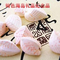 aquarium shapes - Natural conch shells heart shaped clam shells DIY Home Furnishing heart shaped platform aquarium decoration special offer