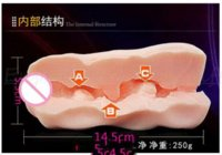 Wholesale Pocket pussy toys men s aircraft cup male masturbation adult sex doll on anal silica gel lifelike girl s vagina realistic vagina