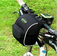Wholesale bicycle Skateboards car package Folding handlebar bag balanced car leading bag ride my stuff