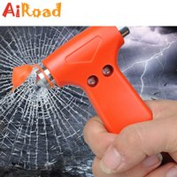 automotive help - Mini Car Emergency Hammer Automotive Safety Hammer with Seat Belt Knife Multifunctional Vehicle Rescue Escape Self Help Tool