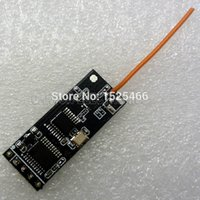 Wholesale 2 Ghz dBm wireless RF serial UART module V V AT command replace CC1101 SI4432