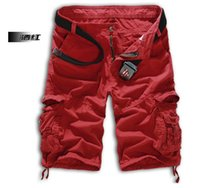 best mens cargo shorts - New brand Top Selling Summer Best Multi pocket Casual Mens Cargo Shorts