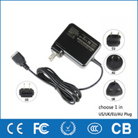 Wholesale high quality OEM V A AC DC Travel Charger Laptop Power Plug for HP Slate2 ICA