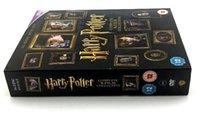 Wholesale 2016 hot selling Harry Potter UK DVD top quality Boxset New gemma