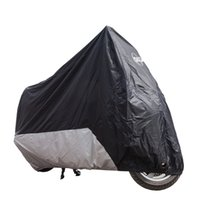 Wholesale high quality waterproof windproof sunscreen motorcycle cover dust cover