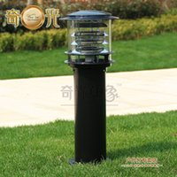 Wholesale Lawn lamp garden lights strawhat lawn lights led street light outdoor
