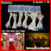 battery aa price - 2M M M M M led fairy lights AA battery string lights LEDS wedding lighting prices holiday lights wholesaler a