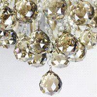 bamboo flooring strand woven - 10pcs mm crystal glass chandelier pandent ball free10piece hook wedding amp ball chandelier garland strand strand woven bamboo floor