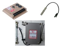Wholesale GAC Electronic governor Kit ESD5500E series speed governor with actuator ADC120 V or V and speed sensor