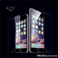 arc specials - 2016 Special Offer Rushed High Quality Clear Screen Protector Film d Arc mm Tempered Glass h Explosion Proof for Iphone s splus