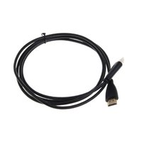 Wholesale 6FT M High Speed Gold Plated Plug Male Male HDMI Cable Version Full HD p For HDTV PS3 XBOX Led TV Lcd Projector