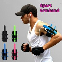 apple iphone lanyards - Multifunctional Armband Sport Armband for iPhone S Plus Universal Smartphone Running Armband with Lanyard for Samsung Galaxy