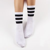 american apparel socks - New men women socks Harajuku American apparel style skateboard sock