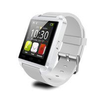 apple drink - Bluetooth Smart Watch U8 Altimeter Barometer Drink Clock Wrist Watches Waterproof Passometer Smartwatch FOR IOS Android Phone