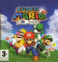 dsl game - Top Quality Classic game EU USA version New Super Mario Bros with English manual box for DS DSL DSI DS game system