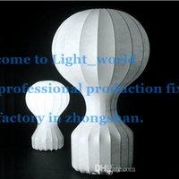 Wholesale Flos Gatto Table lamp White Silk Desk light Flos Design Bedside Lighting Fixture AC V V