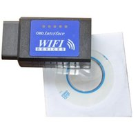 apple iphone diagnostic - IPHONE IPAD Apple Android ELM327 WIFI Blue Label automotive fault diagnostic tester