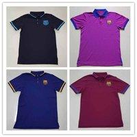 best sport t shirts - POLO Barcelonas tops soccer jerseys adult tops men de foot maillot best quality uniform training suits T shirt sport suit